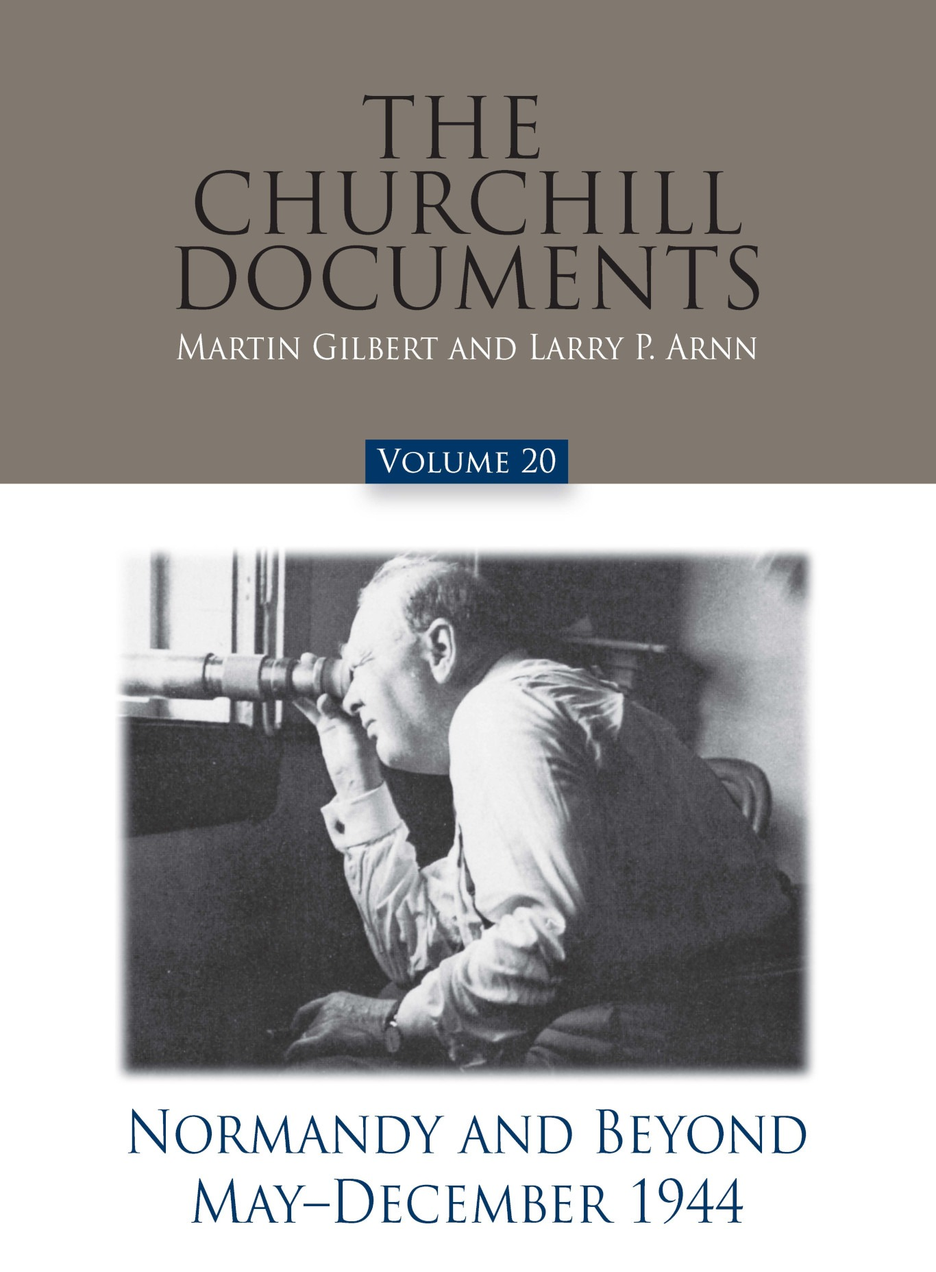 Churchill Documents Vol. 20
