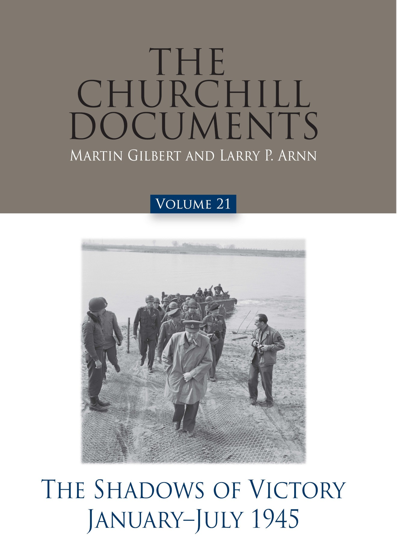 Churchill Documents Vol. 21
