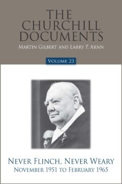 Churchill Documents Vol. 23