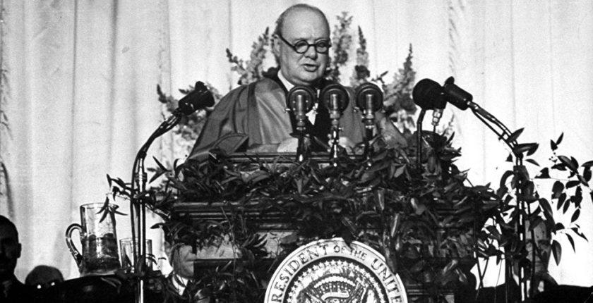 Fulton speech