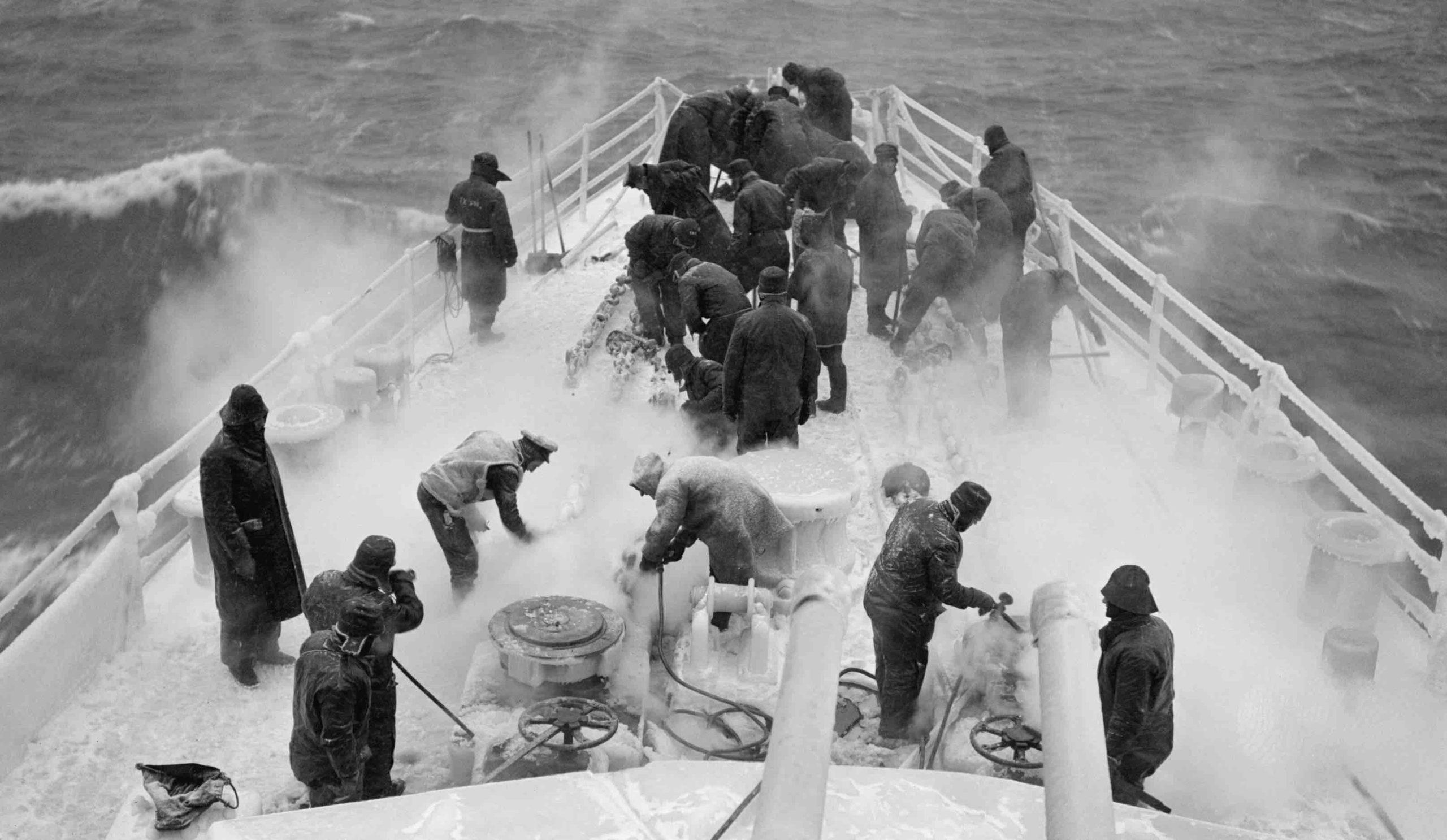 Atlantic battle